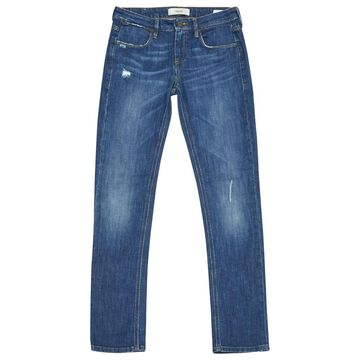 Mauro Grifoni Blue Cotton - elasthane Jeans