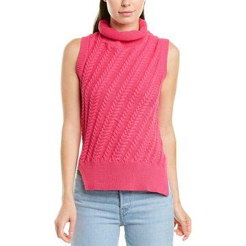 Derek Lam 10 Crosby Womens Turtleneck Sweater