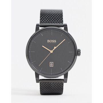 BOSS black mesh watch 1513810