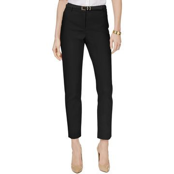 Charter Club Womens Flat Front Classic Fit Dress Pants