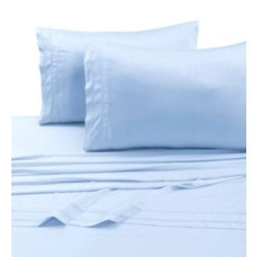 Tribeca Living 300 Thread Count Rayon from Bamboo Extra Deep Pocket King Sheet Set Bedding