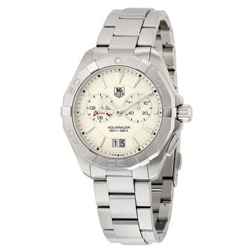 Tag Heuer Men's WAY111Y.BA0928 'Aquaracer' Chronograph Stainless Steel Watch