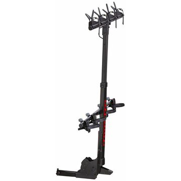 Yakima 8002484 HangOver 4 Bike Vertical Bicycle Carrier for 2 in. Trailer Hitch Receivers