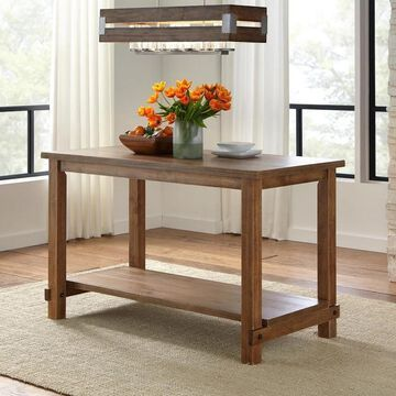 Simple Living Hathaway Counter Height Table (Brown)