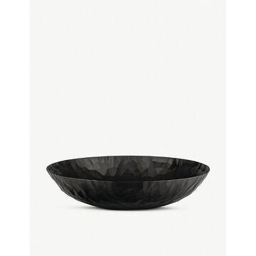 Centrepiece Joy n.1 stainless steel plate 10.4cm