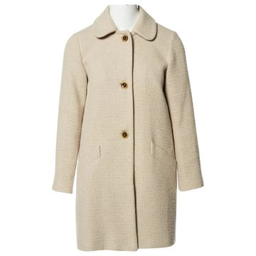 Apc \N Beige Wool Coats
