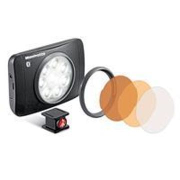 Manfrotto Lumimuse 8 On-Camera LED Light with Bluetooth