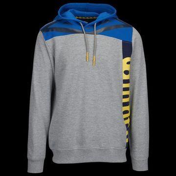 Umbro Split Logo Hoodie - Mgh / Navy, Size One Size