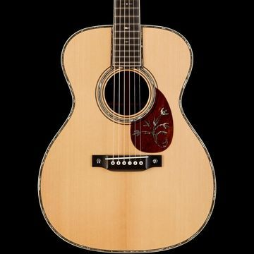 OM-45 Deluxe Authentic 1930 VTS Acoustic Guitar Natural