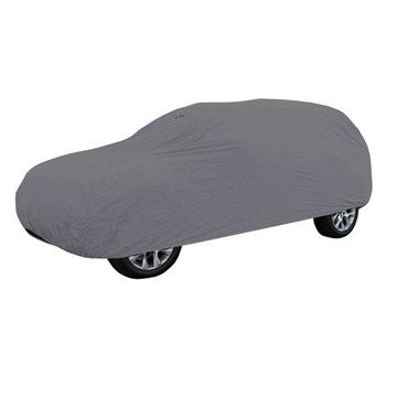 FH GROUP Non Woven Water Resistant SUV Car Cover with Free Storage bag, Multiple Sizes