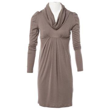 Vanessa Bruno Brown Wool Dresses