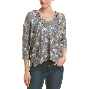 Chaser Womens High-Low Pullover