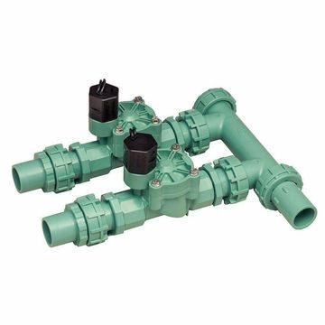 Orbit 57250 2-Valve Heavy Duty Preassembled Manifold