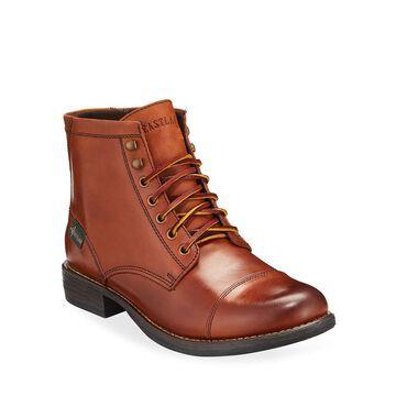 Men's Porter Leather Combat Boots