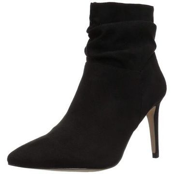 Xoxo Womens Taniah Pointed Toe Ankle Fashion Boots