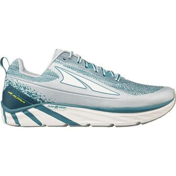 Altra Footwear Women's Torin 4 Plush Running Shoe Gray