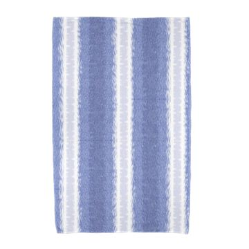 36 x 72-inch E by Design Sea Lines Stripe Print Beach Towel