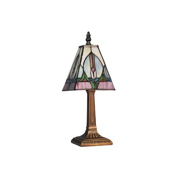 Dale Tiffany Jemima Glass Table Lamp