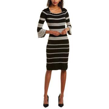 Gabby Skye Womens Sheath Dress