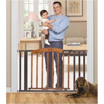 Summer Infant Decorative Wood Baby Gate, 36