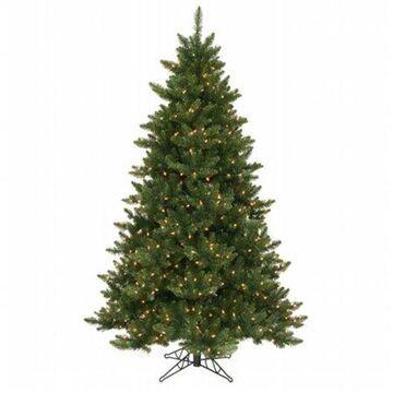 Vickerman Pre-Lit 5.5' Camdon Fir Artificial Christmas Tree, LED, Warm White Lights