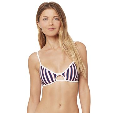 L-Space Lay It On The Line Ross Bikini Top
