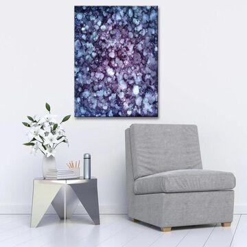 Ready2HangArt 'Milky Way' Abstract Canvas Wall Art