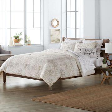 SONOMA Goods for Life Farmhouse Medallion Comforter Set