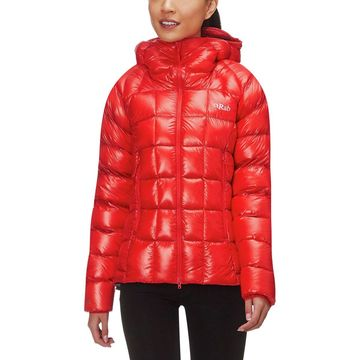Rab Infinity G Hooded Down Jacket - Women's