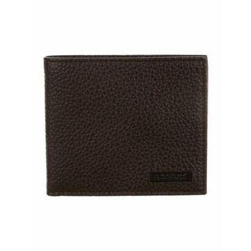Leather Wallet w/ Tags Brown