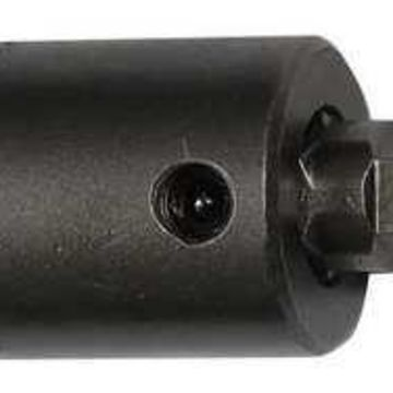 APEX SZ-43-5PK Torsion Bit,SAE,1/2'',SQUARE DRIVE,PK5