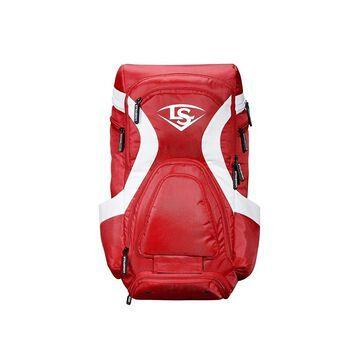 Louisville Slugger Louisville Slugger M9 Stick Baseball Backpack Scarlet