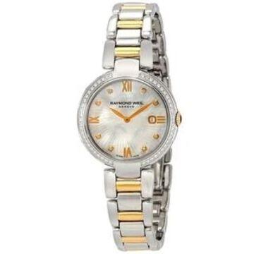 Raymond Weil Shine Two-Tone Ladies Watch 1600-SPS-00995