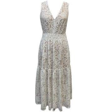 Taylor Petite Lace Dress