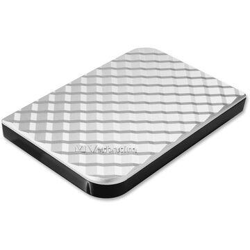 Verbatim Diamond Hard Drive 2TB Silver 99375