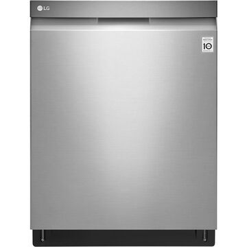 LG Stainless Steel Built-In Dishwasher with QuadWash