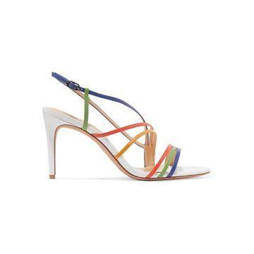 Alexandre Birman - Leather Sandals - Blue