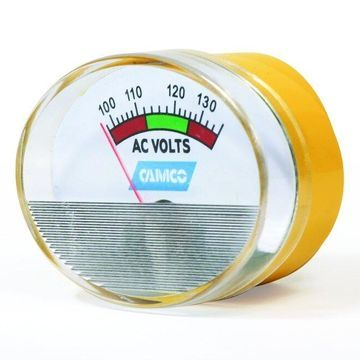 Camco AC Line Voltage Meter