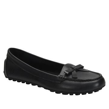 Born Gaelic Bow Leather Loafer