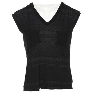 Undercover \N Black Cotton Tops