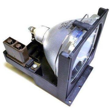 Sanyo 6102875379 Projector Housing with Genuine Original OEM Bulb