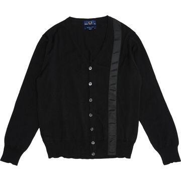 Fred Perry Black Wool Knitwear & Sweatshirts