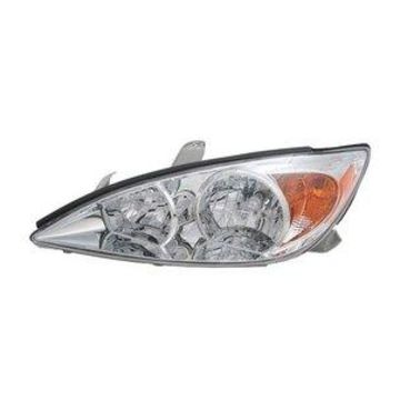 Headlight - Depo Fit/For 95291963 02-04 Toyota Camry LEft Hand Driver LE/XLE Model Only (CAPA-Certified)