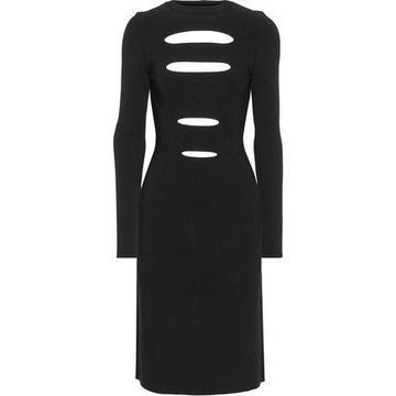Narciso Rodriguez Cutout Stretch-knit Dress