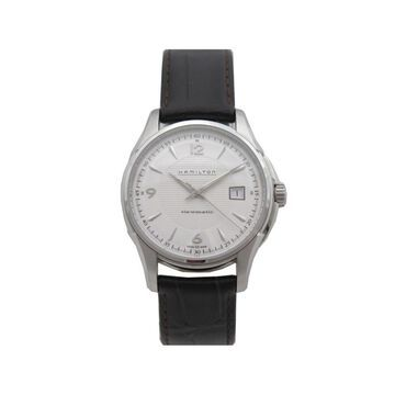 Hamilton Silver Steel Watches