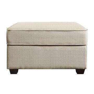 Olin Upholstered Ottoman with Storage - Serta