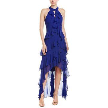 Badgley Mischka Womens Gown