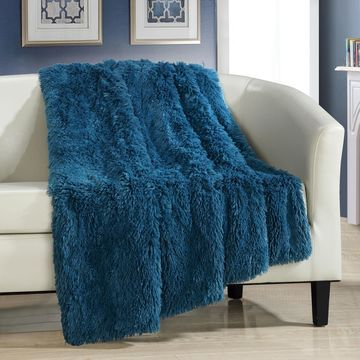Chic Home Elana Fleece Blanket