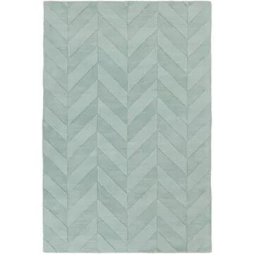 Artistic Weavers Central Park Carrie 3-Foot x 5-Foot Area Rug in Teal