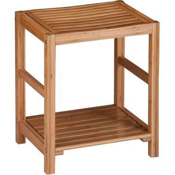 Honey-Can-Do Bamboo Stool